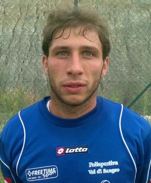 Il centrocampista Lorenzo Perfetti all'Amiternina, oggi l'accordo con il DS Micciola - Perfetti