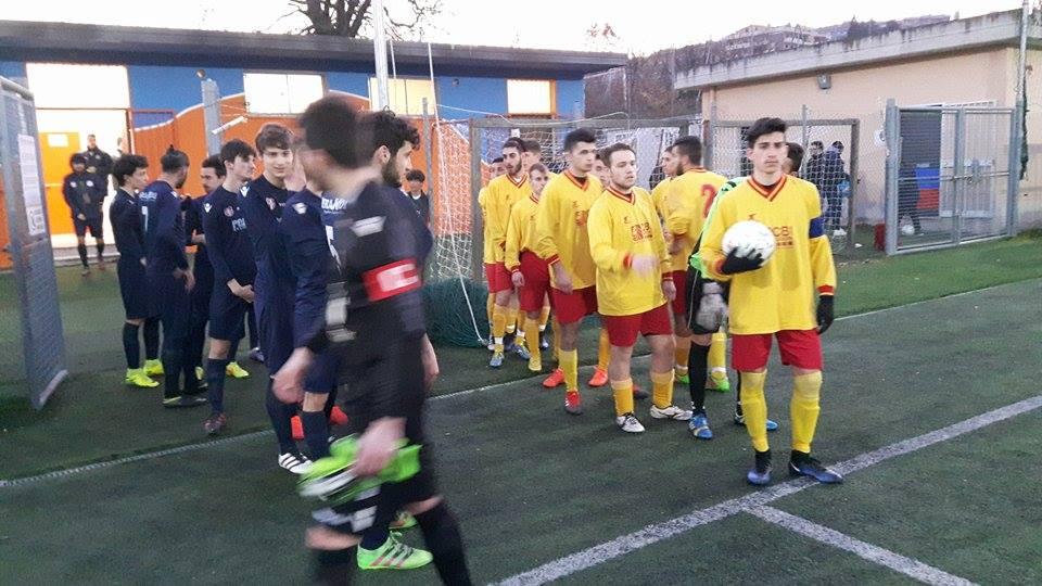 Juniores: Virtus Teramo - Amiternina Scoppito 4-3