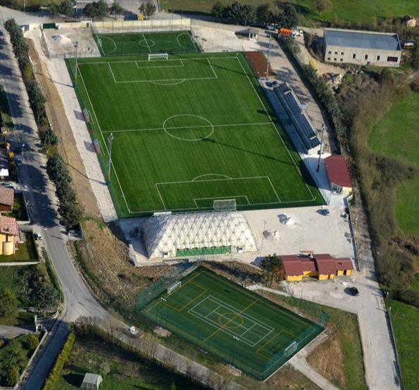 S.P.D. Amiternina Calcio - Stadio | Stadio Comunale di Scoppito